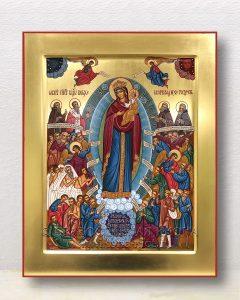 Икона «Всех Скорбящих Радость» (образец №6)
