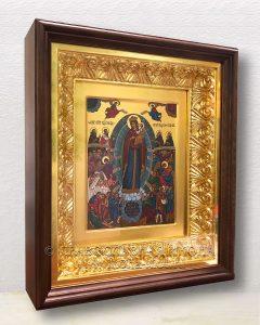 Икона «Всех Скорбящих Радость» (образец №7)