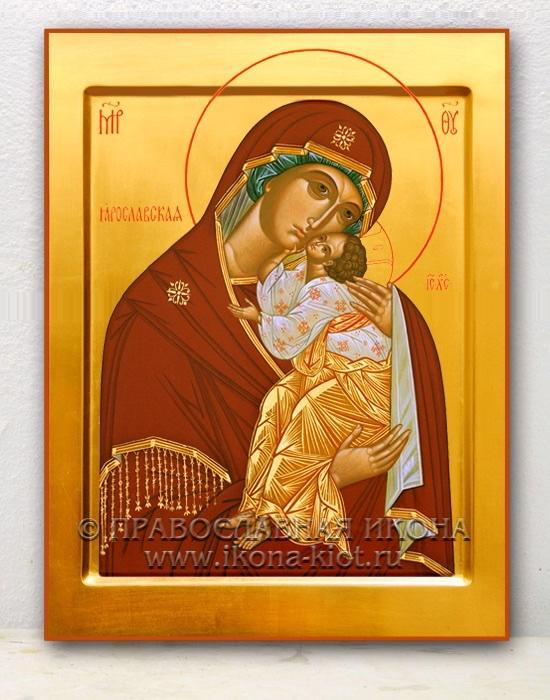 Икона «Ярославская Божия Матерь»