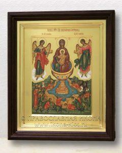 Икона «Живоносный источник» (образец №2)