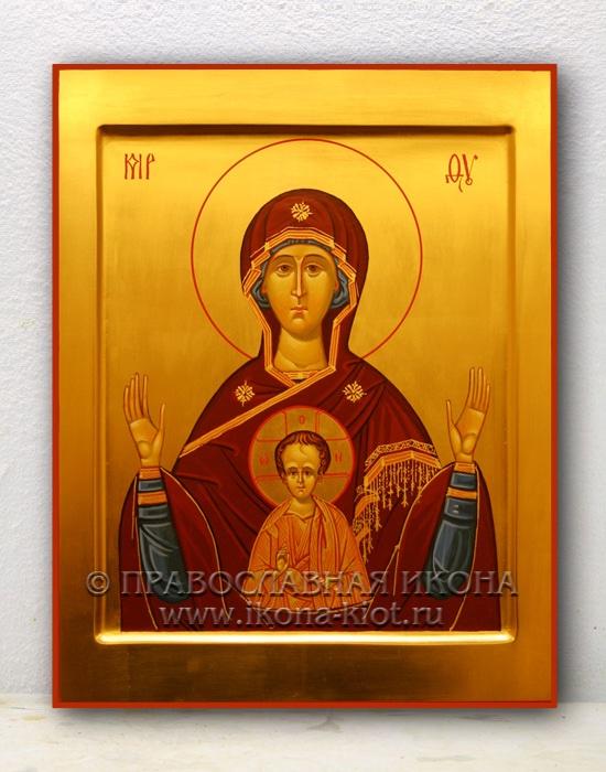 икона богородицы знамение: