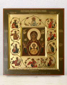 Икона «Знамение (Курская Коренная)» (образец №2)