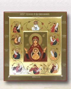 Икона «Знамение (Курская Коренная)» (образец №4)