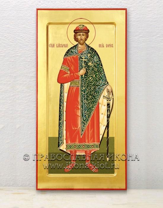 Икона «Борис, князь» (образец №1)