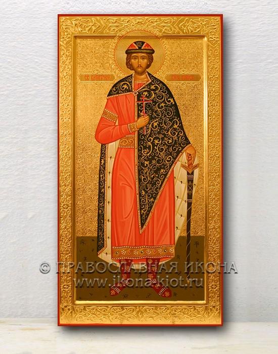 Икона «Борис, князь» (образец №2)