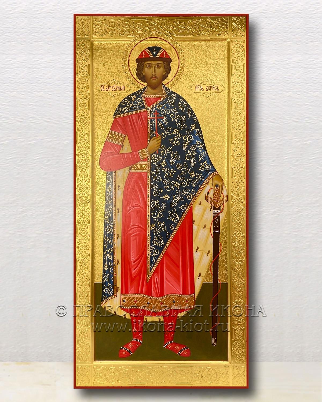 Икона «Борис, князь» (образец №3)