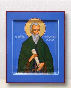 Икона «Дамаскин Лавриот, преподобномученик»