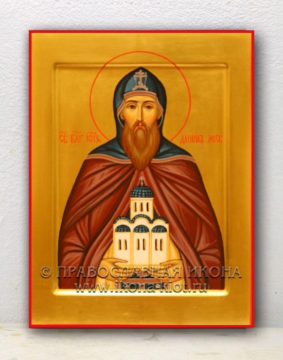 Икона «Даниил Московский» (образец №1)