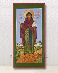 Икона «Даниил Московский» (образец №10)