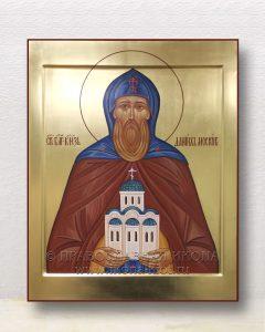 Икона «Даниил Московский» (образец №11)
