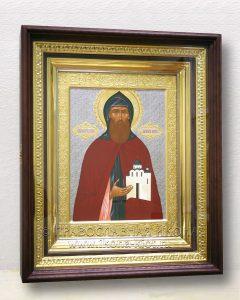 Икона «Даниил Московский» (образец №12)