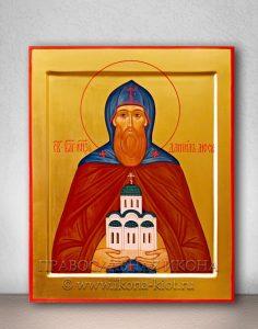 Икона «Даниил Московский» (образец №4)