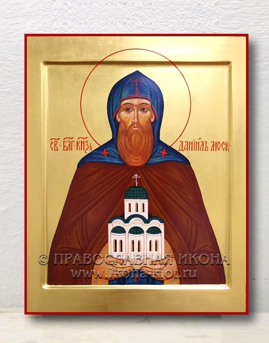 Икона «Даниил Московский» (образец №6)