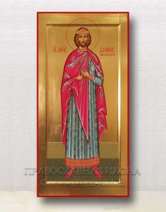 Икона «Даниил Никопольский (Армянский), мученик»