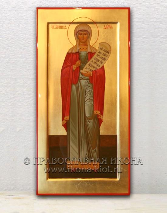 Икона «Дарья, мученица» (образец №2)