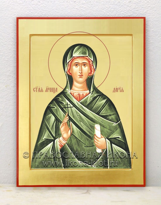 Икона «Дарья, мученица» (образец №3)