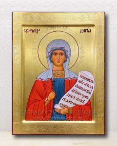 Икона «Дарья, мученица» (образец №7)