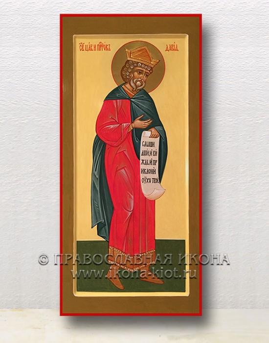 Икона «Давид пророк, царь» (образец №2)