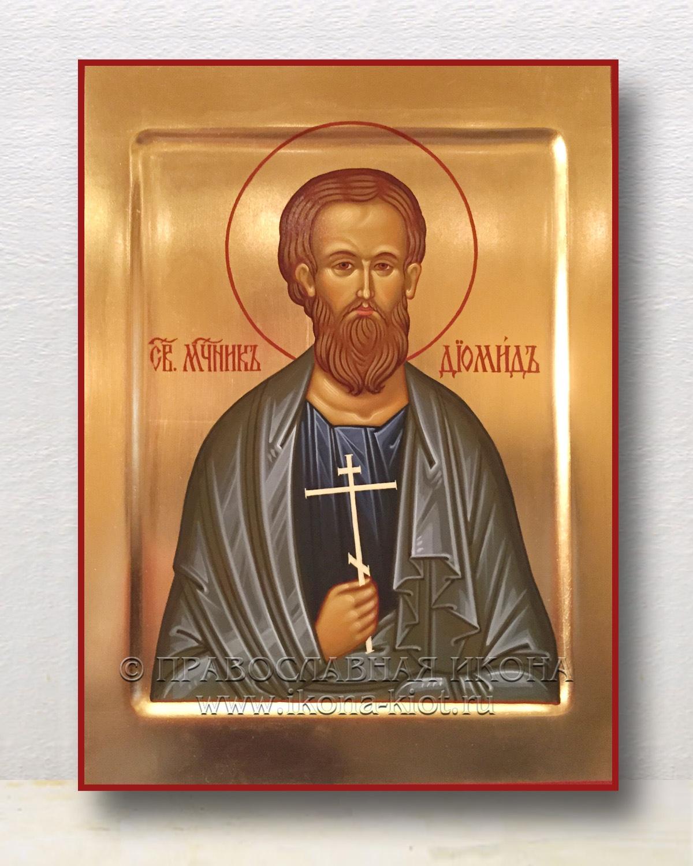 Икона «Диомид, мученик» (образец №2)