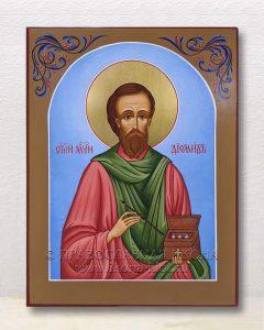 Икона «Диомид, мученик» (образец №3)
