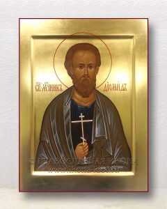 Икона «Диомид, мученик» (образец №4)