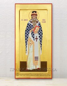 Икона «Дионисий Полоцкий»