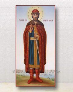 Икона «Дмитрий Донской князь» (образец №14)