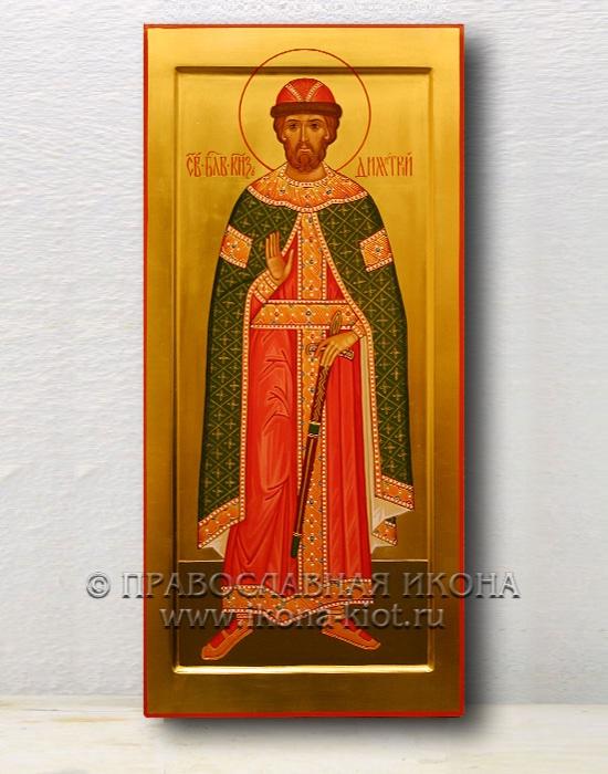 Икона «Дмитрий Донской, князь» (образец №2)