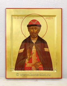 Икона «Дмитрий Донской князь» (образец №3)