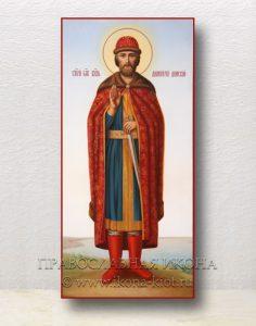 Икона «Дмитрий Донской князь» (образец №6)