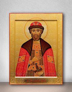 Икона «Дмитрий Донской князь» (образец №7)