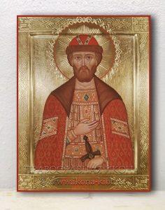 Икона «Дмитрий Донской князь» (образец №8)