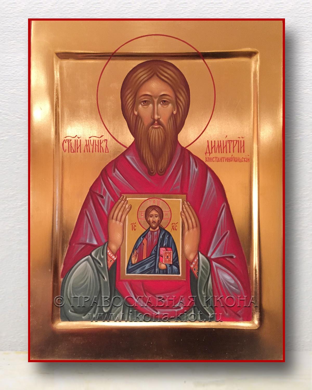 Икона «Дмитрий Константинопольский, мученик»