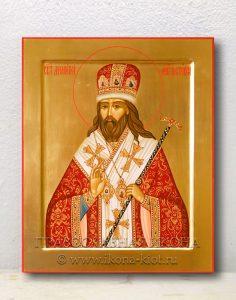 Икона «Дмитрий Ростовский, митрополит» (образец №1)