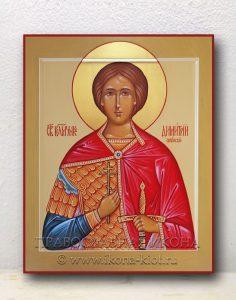 Икона «Дмитрий Солунский» (образец №3)