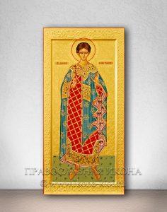 Икона «Дмитрий Солунский» (образец №4)