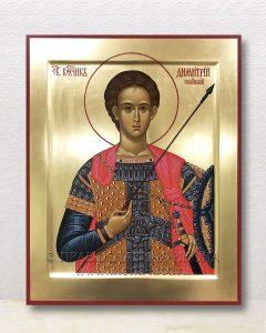 Икона «Дмитрий Солунский» (образец №5)
