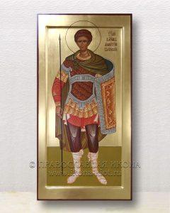 Икона «Дмитрий Солунский» (образец №9)