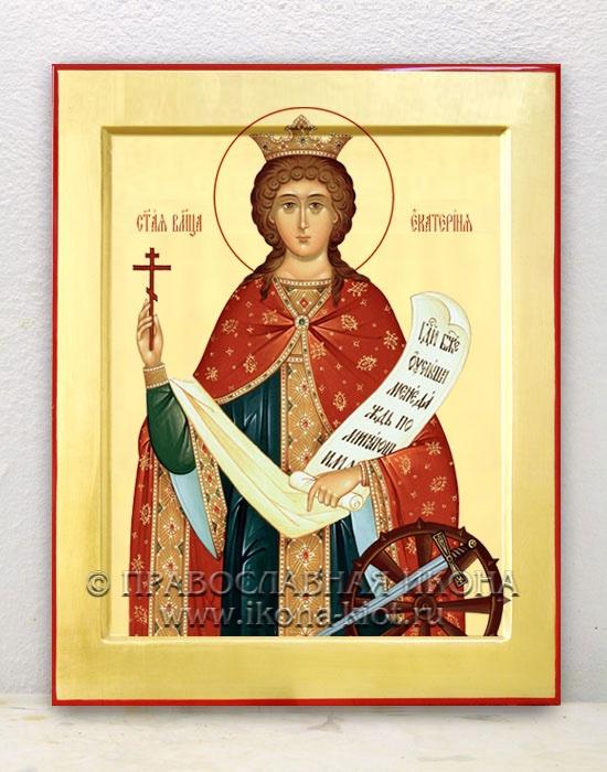 Икона «Екатерина Александрийская, великомученица» (образец №3)