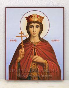 Икона «Екатерина Александрийская, великомученица» (образец №2)