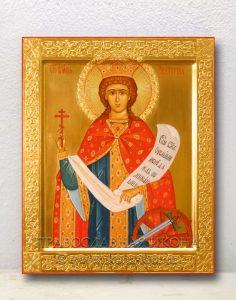 Икона «Екатерина Александрийская, великомученица» (образец №1)