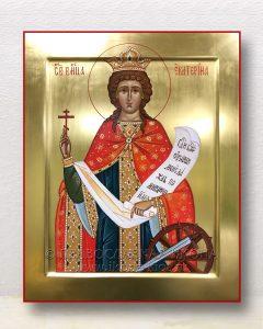 Икона «Екатерина Александрийская, великомученица» (образец №12)