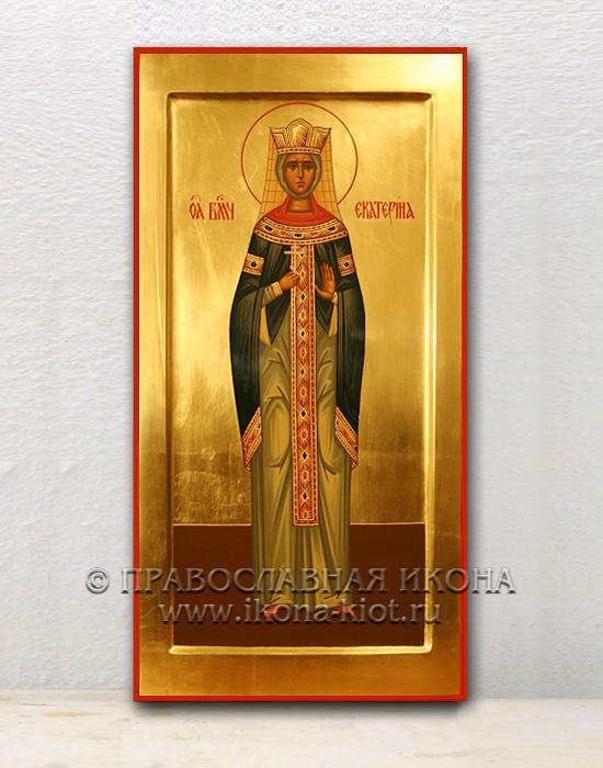 Икона «Екатерина Александрийская, великомученица» (образец №5)