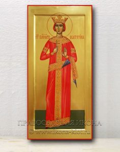 Икона «Екатерина Александрийская, великомученица» (образец №6)