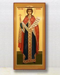 Икона «Екатерина Александрийская, великомученица» (образец №9)