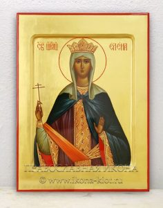 Икона «Елена царица, равноапостольная» (образец №1)