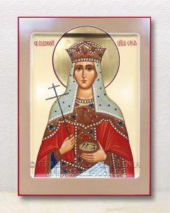 Икона «Елена царица, равноапостольная» (образец №10)