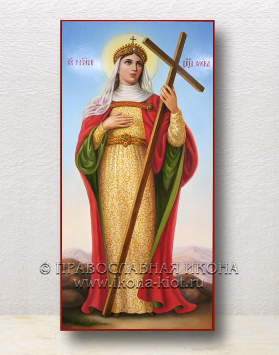 Икона «Елена царица, равноапостольная» (образец №11)