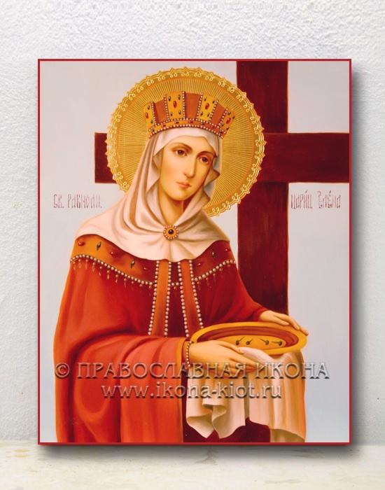 Икона «Елена царица, равноапостольная» (образец №13)