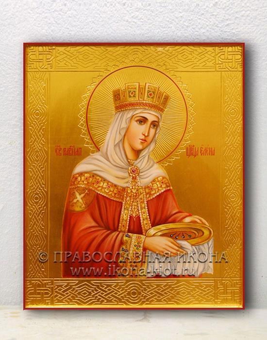 Икона «Елена царица, равноапостольная» (образец №14)